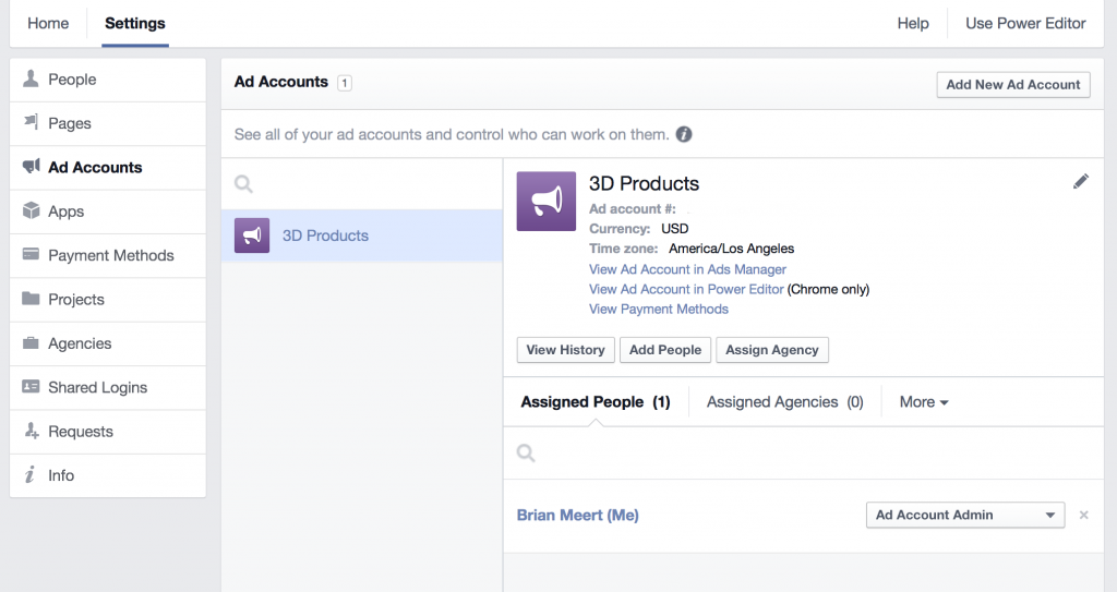 how to delete business page on facebook business manager