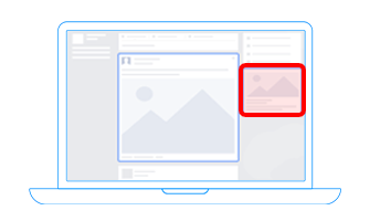 facebook-advertising-laptop-newsfeed