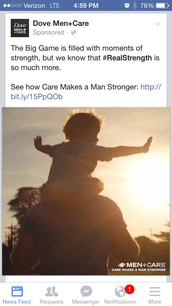 Dove_Men_SuperBowl_Facebook_Ad
