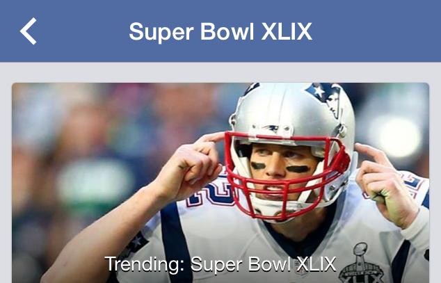super bowl facebook ads