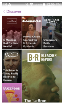 snapchat advertising sponsored stories