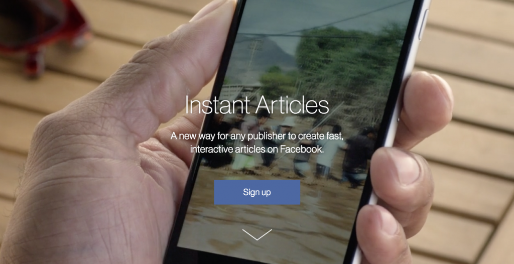 How to Create Call-to-Action Units on Facebook's Instant Articles