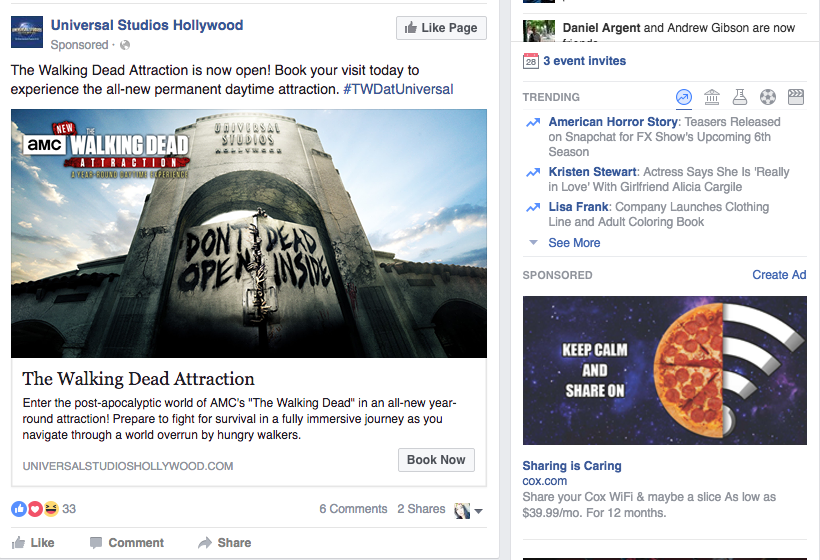 10 Reasons Why You Should Advertise on Facebook