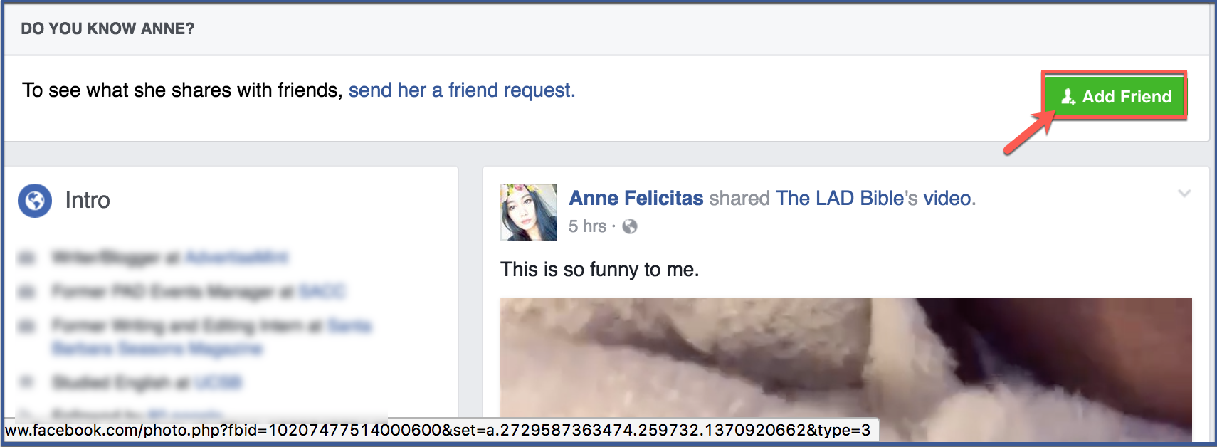 how to find friends on facebook advertisemint