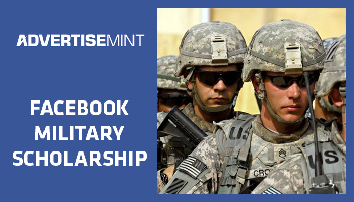 advertisemint-facebook-military-scholarship-program