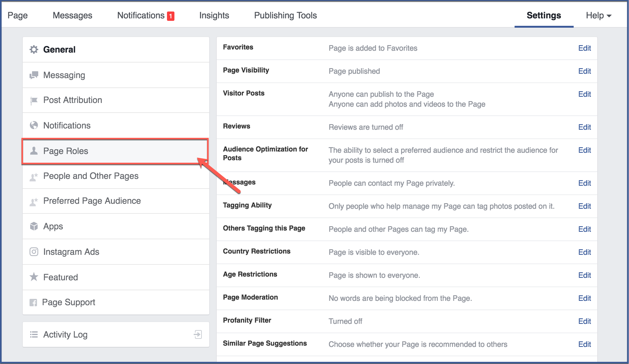 How to Add an Admin to Your Facebook Fan Page | AdvertiseMint