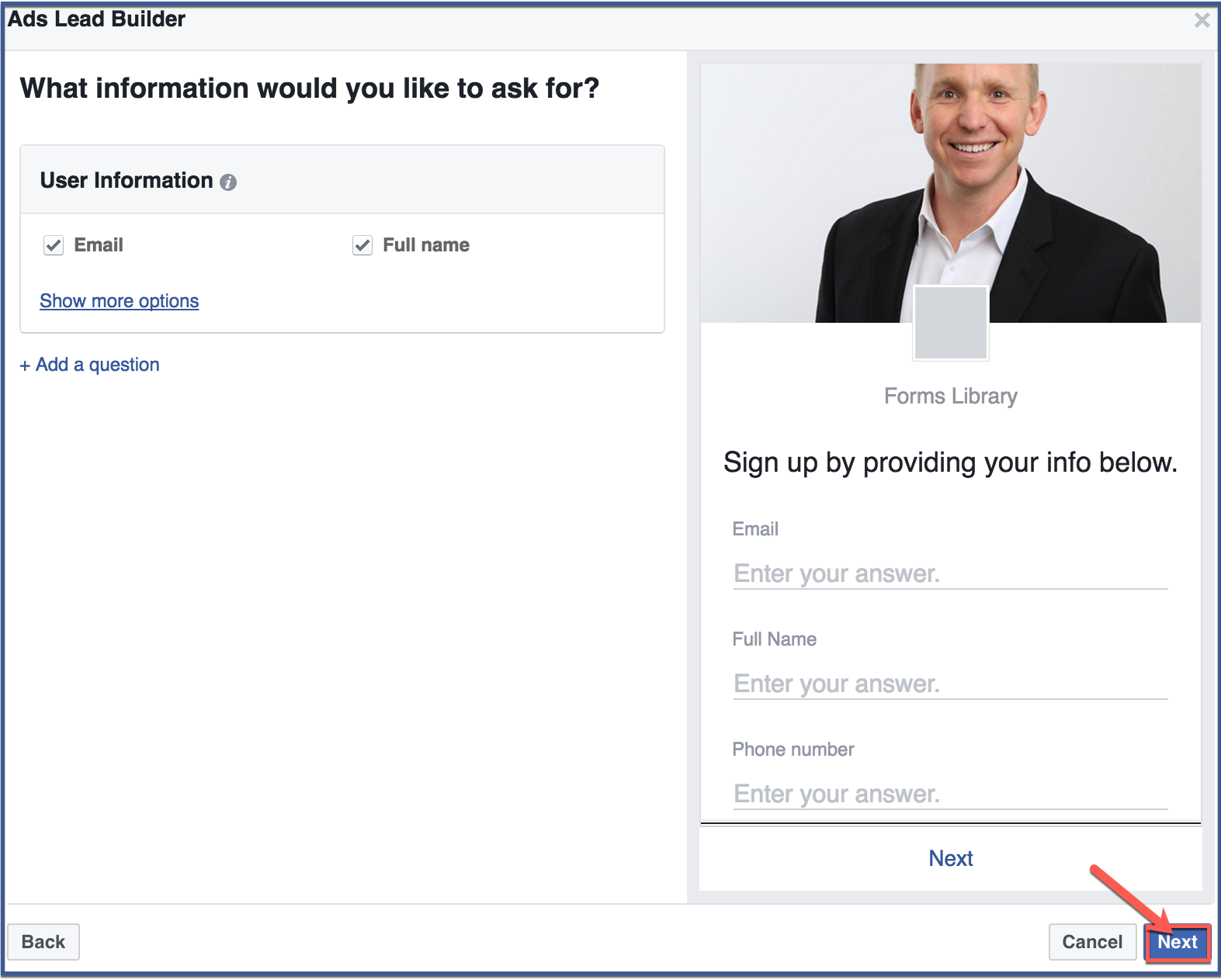 how-to-create-a-lead-ad-from-your-facebook-fan-page10