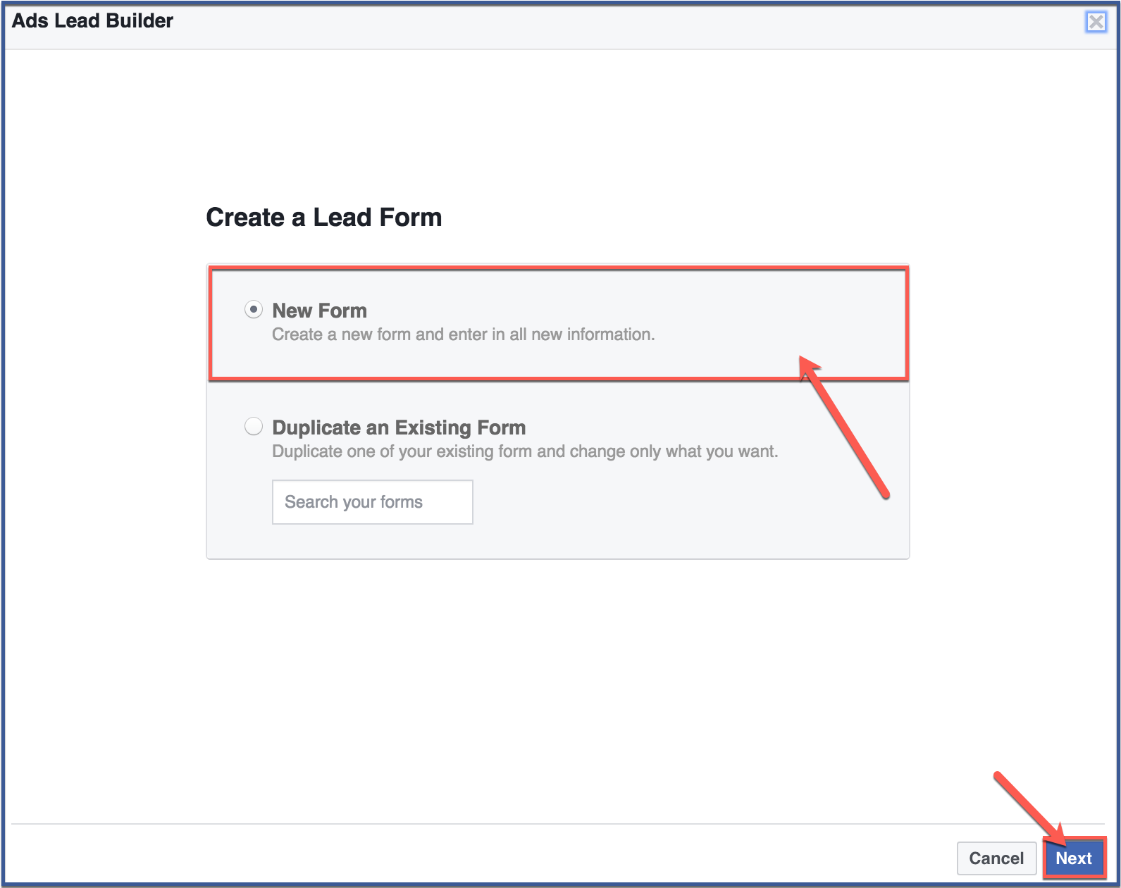 how-to-create-a-lead-ad-from-your-facebook-fan-page4