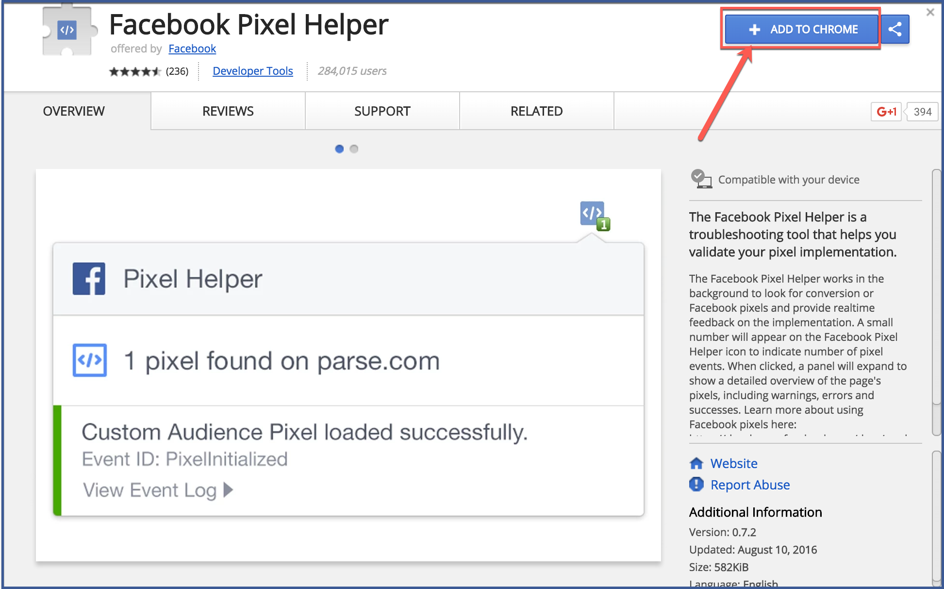 how-to-install-the-facebook-pixel-helper-chrome-extension