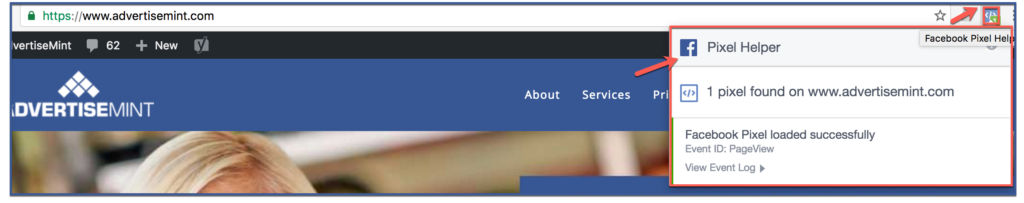 How to Test Your Facebook Pixel Using Chrome Pixel Helper