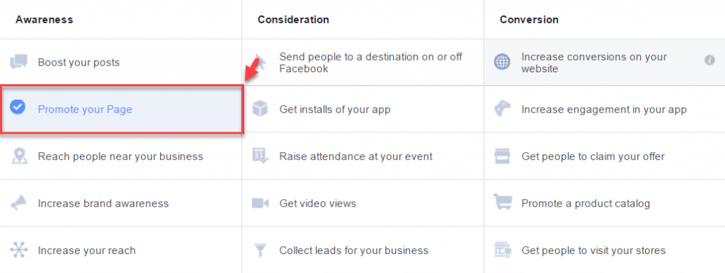 facebook-advertising-objective-promote-your-page1