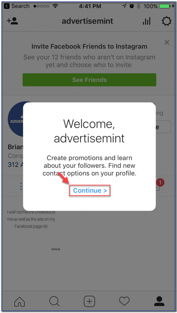 how-to-convert-your-personal-instagram-account-to-a-business-account8