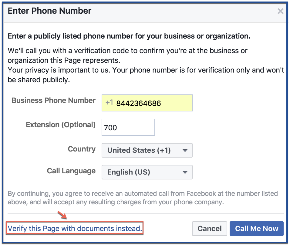 1db30499d1bd How to Get a Verification Badge for Your Facebook Business Page ...