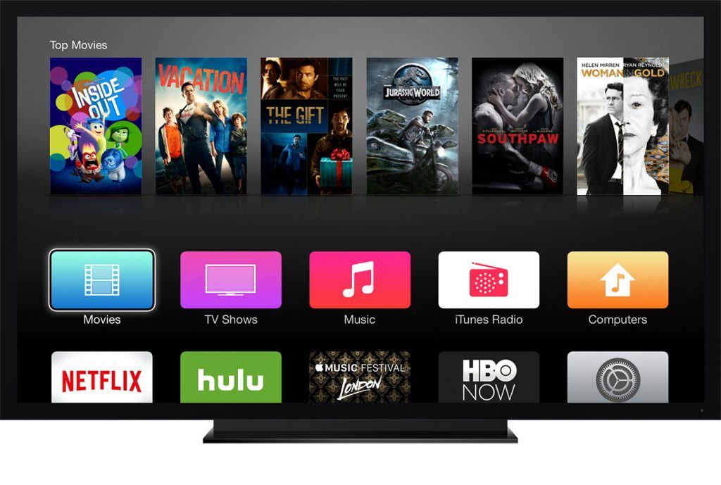 Facebook's TV App Released to Apple and Samsung TVs