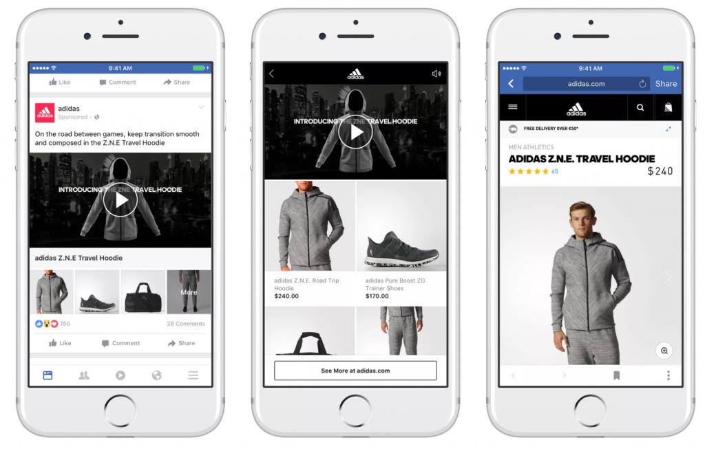 Facebook Will Launch New Video Ad That Helps Customers Find Products