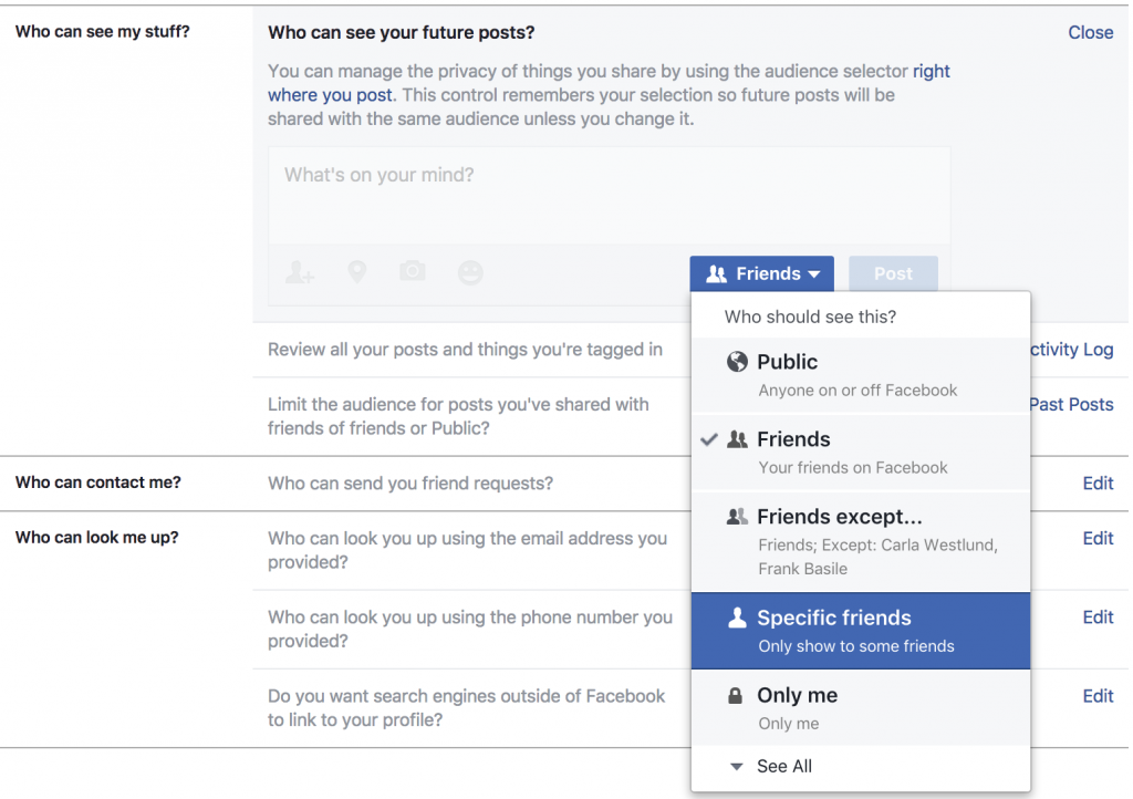 13 Facebook Privacy Features You Didn't Know About | AdvertiseMint