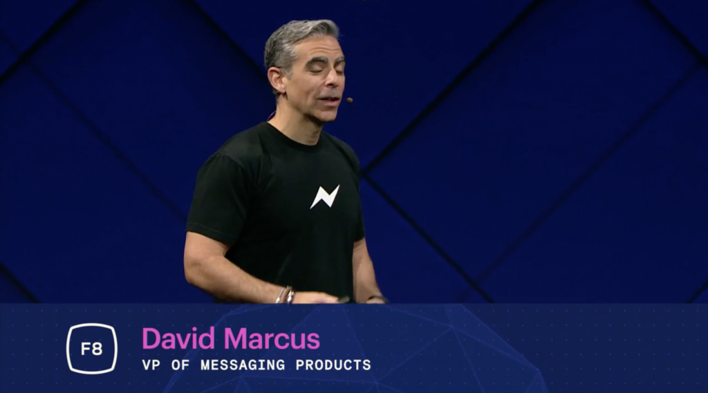 New Messenger Developments Announced at Facebook's F8 Event
