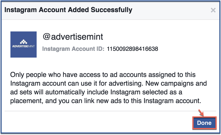 How to Claim an Instagram Account in Business Manager | AdvertiseMint