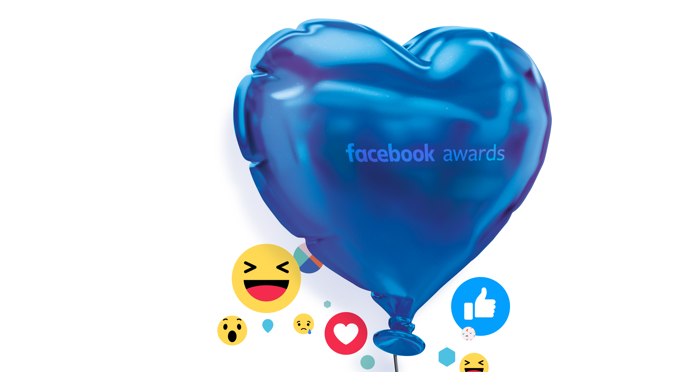 2017 Facebook Award Winners Announced