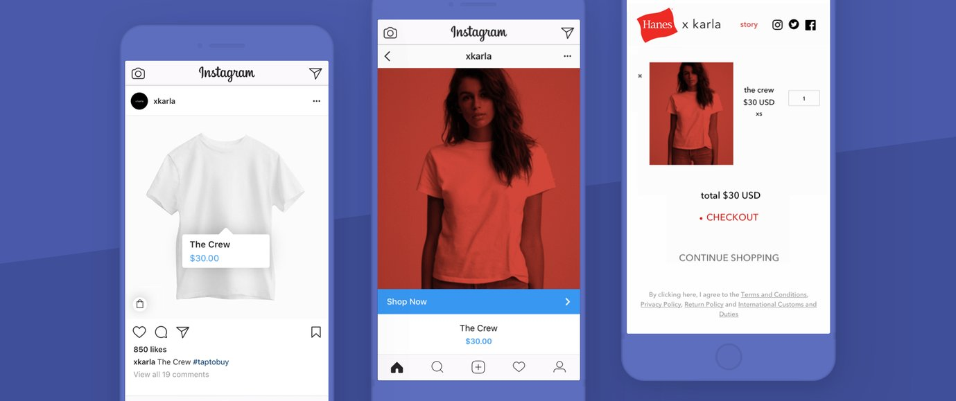 Shopping on Instagram Feature Now Open to Thousands of Sellers ...