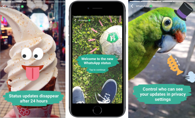 300 Million Daily Active Users Choose Instagram Stories and WhatsApp Status