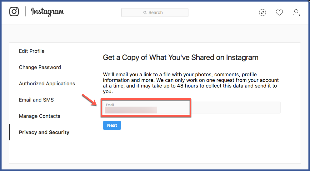 How to Download Your Instagram Data and Delete Your Account