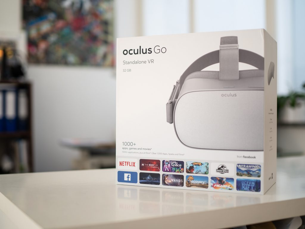 10 Must-Try Games and Apps You Need in Your Oculus Go