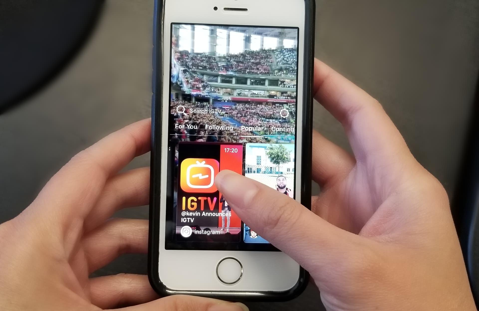 Apakah Lo Perlu Membuat Konten di IGTV Sekarang - MLDSPOT