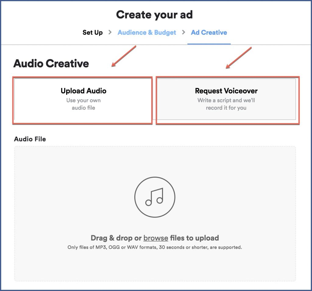 How to Create a Spotify Ad | AdvertiseMint