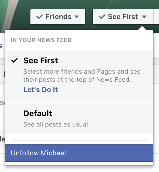 4 Easy Ways to Control News Feed Content | AdvertiseMint