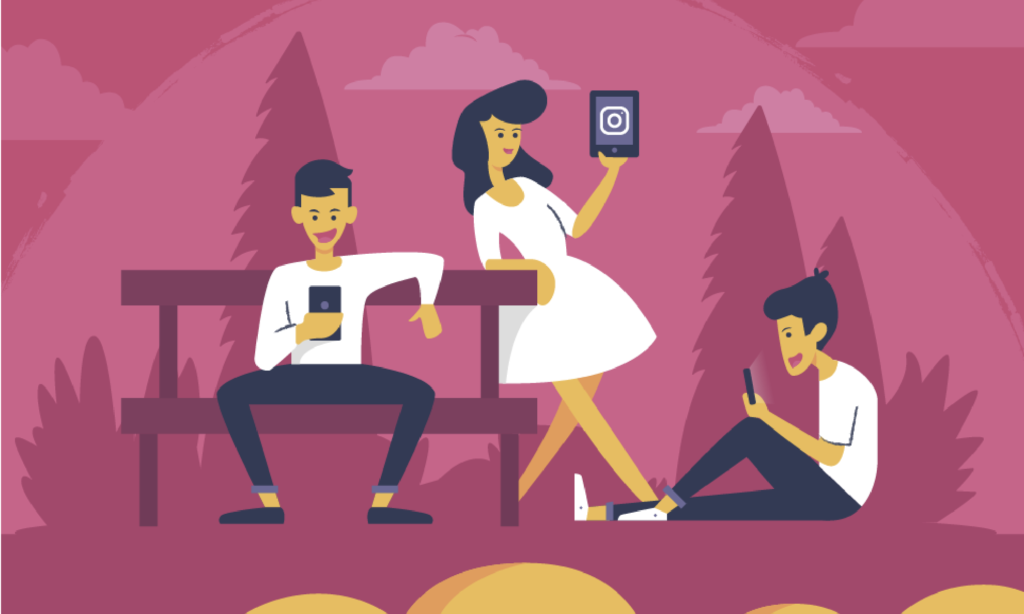 How Businesses Use Instagram Stories (Infographic)