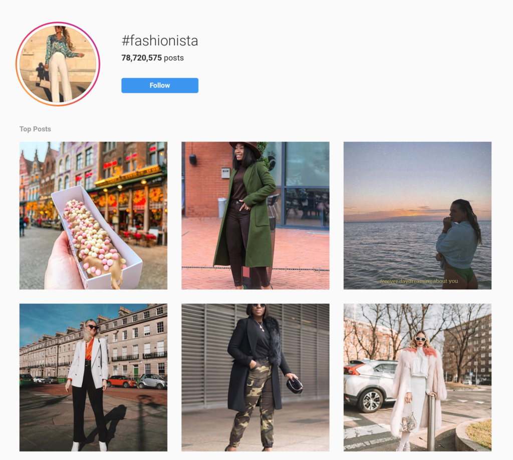 The 26 Best Instagram Hashtags to Use for Fashion Brands