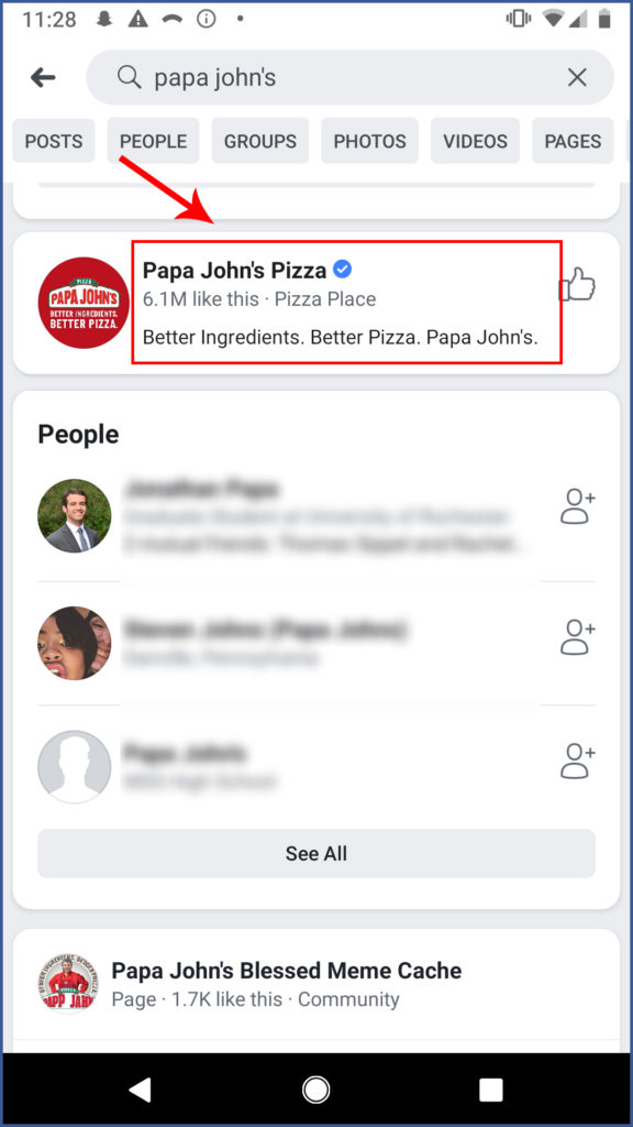 How to Order Food on Facebook in Two Ways | AdvertiseMint