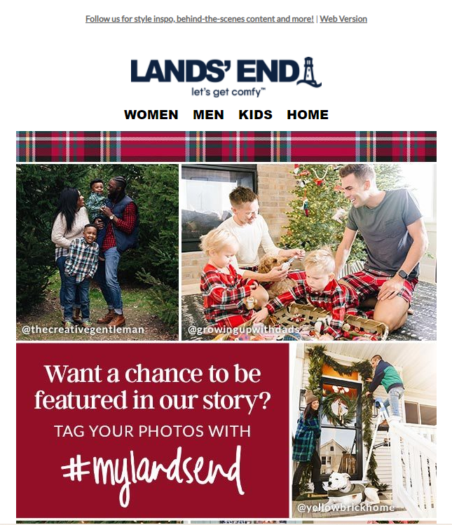 landsend-email-example